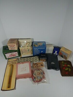 14 Piece Vintage Gift Lot Great Value  Assortment