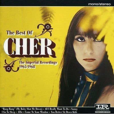 CHER The Best Of The Imperial Recordings 1965-1968 2CD BRAND NEW