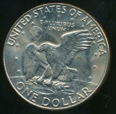 United States, 1978-D One Dollar, $1, Eisenhower - Uncirculated