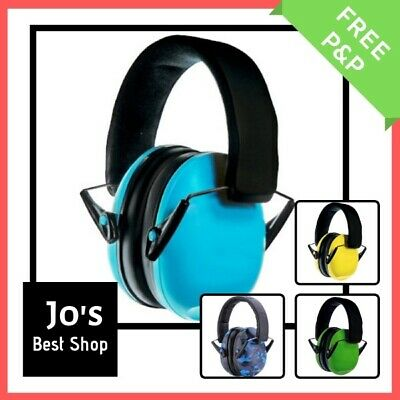 Autism Ear Defenders Kids Protectors Hearing Protection Shooting Children Muffs