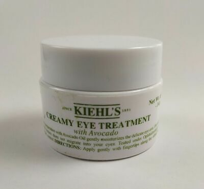 Kiehl's Avocado Creamy Eye Treatment Cream with Avocado 14g BNIB Free PP