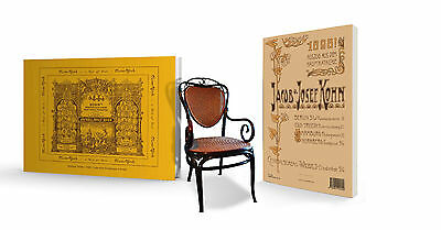 Cataloge Jacob & Josef Kohn 1885/1898 Thonet