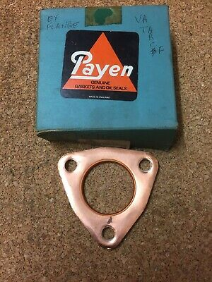 MG TACDFVA exhaust manifold down pipe copper gasket old stock payen new
