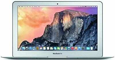 "Apple MacBook Air 11.6"" Laptop i5 1.6GHz 2GB 128GB Mac OS X (MJVM2LL/A)"