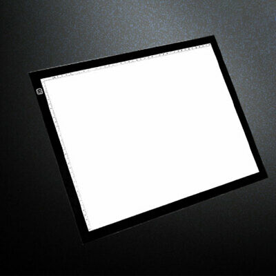 A3 Copy Adjustable Brightness Table Artists Led Drawing Board Pad Sketching