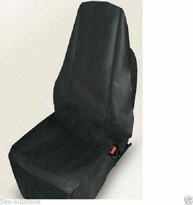 Seat Cover Vehicle Seat Covers Protective Cover Car Seat Black Polyester