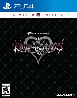 Kingdom Hearts HD 2.8 Final Chapter Prologue Limited Ed [Sony PlayStation 4 PS4]