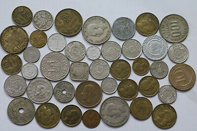 World Coins Useful Lot A99 Sza7