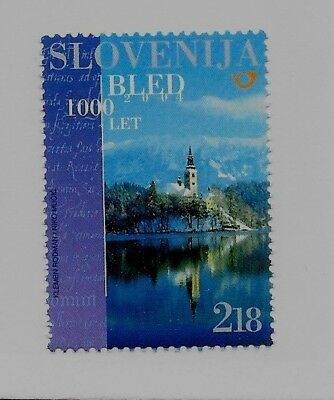 SLOVENIA Sc 552 NH issue of 2004 - CITY BLED