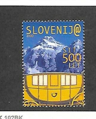 SLOVENIA Sc 388 NH ISSUE OF 2000 - VIEW
