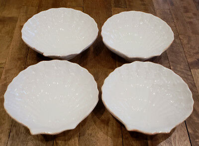 * Set of 4 * Sabatier LE GRANDE BUFFET 4530 -- Shell Shaped Dish Dishes Bowls