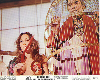 Beyond the Valley of the Dolls 8x10 lobby card V9002