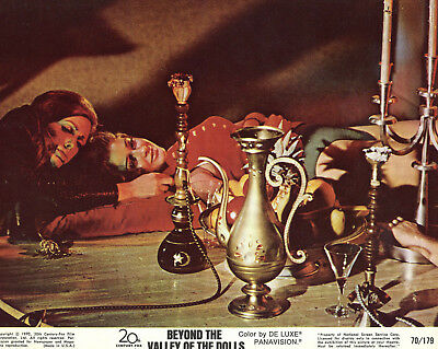 Beyond the Valley of the Dolls Dolly Reed Cynthia Myers 8x10 lobby card V9003