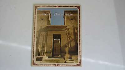 Good - The Temples of Philae - Simpkins Splendor of Egypt.Book 13 -  1987-01-01