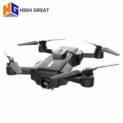 HIGH GREAT MARK 4K RC Drone FPV 1080P HD Camera VIO Positioning Quadcopter Plane