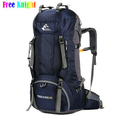 Waterproof Hiking Camping Bag Large Travel Backpack Rucksack Outdoor 40L / 60L