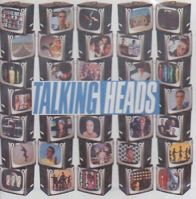 New TALKING HEADS THE COLLECTION Super Best CD