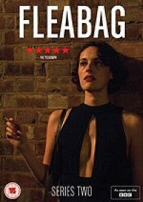 Fleabag Season 2 Series Two Second (Olivia Colman Phoebe Waller-Bridge) New DVD