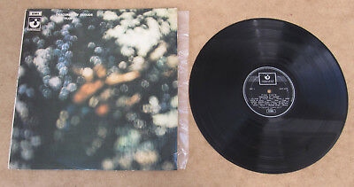 PINK FLOYD Obscured By Clouds ISRAELI Vinyl LP 1-Set 1972 Laminated Different/C