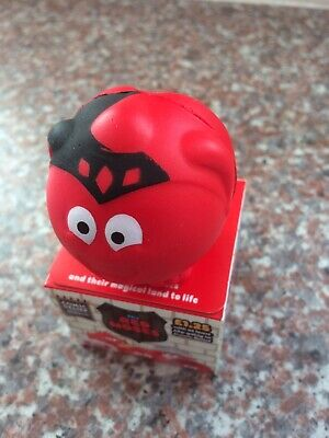 Red Nose Day 2019 Misprint Faulty Conk Jester Brand New With Box For Charity