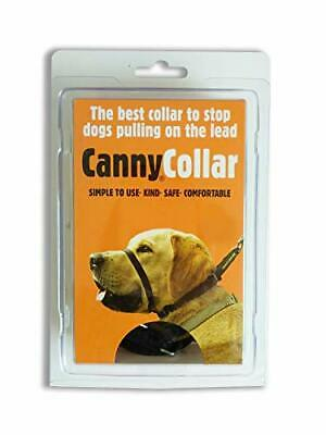 Canny Collar,Collar Antitirones, Talla 5, Negro