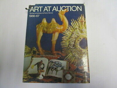 Good - ART AT AUCTION THE YEAR AT SOTHEBY'S & PARKE-BERNET 1966-67 - Unknown 196