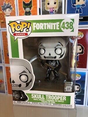 Fortnite Funko Pop Skull Trooper Vinyl Figure 438