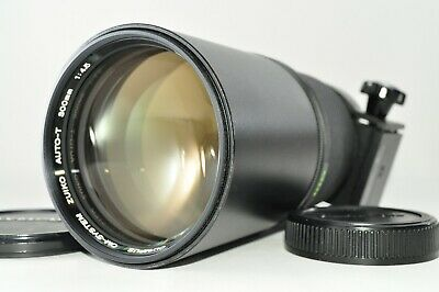*Excellent+++* Olympus OM-System Zuiko Auto-T 300mm f4.5 lens from Japan #1161