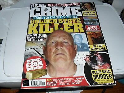 Real Crime Magazine   Issue 042  NEW OUT JUSTICE FOR EX COPS  150 VICTIMS
