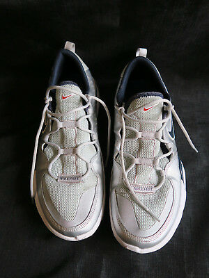 the best attitude d4002 675d7 Nike Free Trainer Silver USA Olympic Men s 12 Training Shoes EUC 318754-042