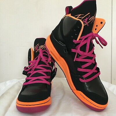 026ff6289a62a NEW GIRLS JORDAN Flight 45 High Gs 524864-028 - $79.95 | PicClick