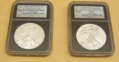 2013 W Am. Silver Eagle Dollar NGC Reverse PF 70 Erly. Rel & Enh'd Finish SP 70