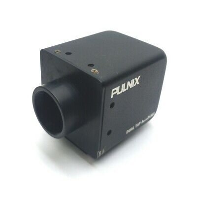 "Pulnix TM-6740CL Machine Vision Camera 640x480@200FPS 1/3"" CCD BNC C-Mount 12VDC"