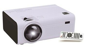 RCA RPJ119 LED Home Theater Video Projector 1080p 2200