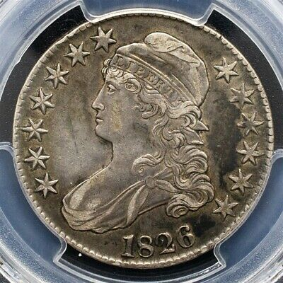 1826 Capped Bust Half Dollar Overton O-106a - PCGS XF45