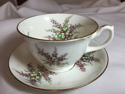 Hammersley Bone China Cup/saucer England