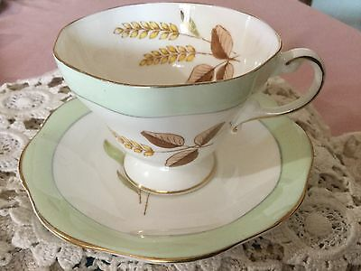 Eb Foley Bone China  Cup And Saucer England