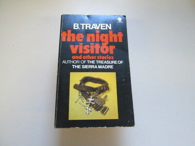 Acceptable - THE NIGHT VISITOR and Other Stories - Traven, B. 1970-01-01   Spher