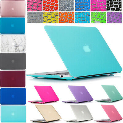 For New MacBook Air 13 Case A1932 2019 Plastic Hard Shell Case & Keyboard Cover