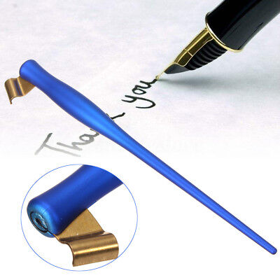 2 Function Professional Oblique Calligraphy English Dip Pen Holder Copperplate