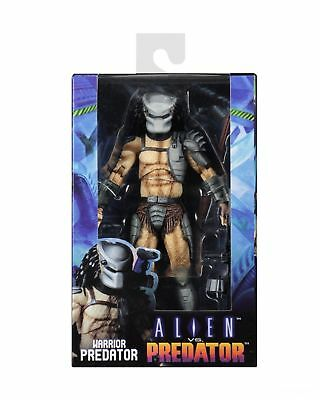 "Alien vs. Predator Arcade WARRIOR PREDATOR 7"" Scale Action Figure NECA In Stock"