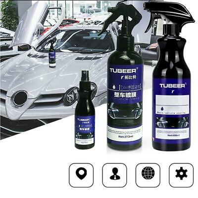 500ml High Gloss Nano Hydrophobic Ceramic Coat For Car Body Paint Protection