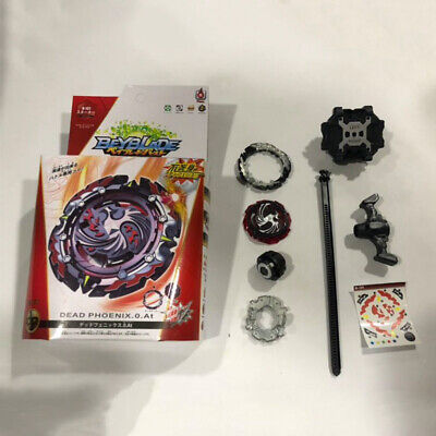 BEYBLADE BURST B-131 Dead Phoenix 0 At Cho-Z With Launcher +Grip Toy Gift