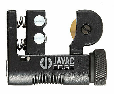 "Javac Edge HVAC Mini Tube Tubing Pipe Cutter 1/8"" - 5/8"""