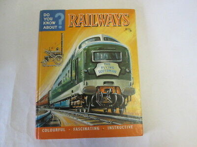 Good - Do you know about railways? (Pageant of knowledge series) - Porter, Willi