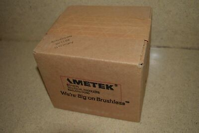 Ametek Technical & Industrial Products Windjammer 116521-02 Brushless Blower-New