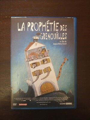 French La Prophetie des Grenouilles/The Prophecy Frogs Very Good Condition