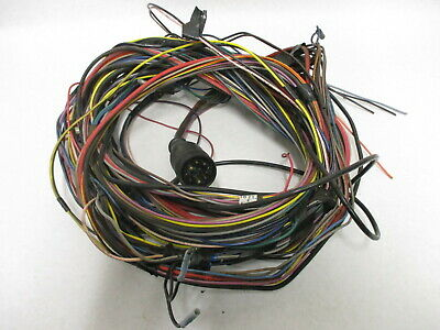 18 ft OMC Cobra Engine to Dash Complete Wire Harness Glastron Conroy
