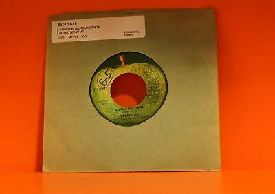 "BADFINGER - CARRY ON TILL TOMORROW / NO MATTER WHAT   - 7"" single 45"