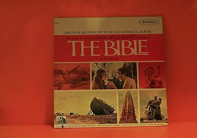 Bible - Toshiro Mayuzumi - Soundtrack - Gatefold Nm Lp Vinyl Record -T